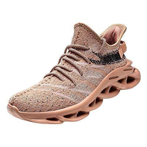 SOLELING Scarpe da Ginnastica Uomo Running Scarpe da Sneakers estive Eleganti Donna Scarpe da Ginnastica Donna Scarpe da Corsa Uomo Sportive