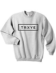 """Pullover mit Aufschrift """"TRXYE"""", für Troye Sivan Fans"""