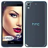 mtb more energy® Schutz-Hülle Clear & Slim für HTC Desire 626 / 626G+ / 626G Dual SIM (5.0'') | transparent | flexibel | TPU Case Schutz Hülle Tasche