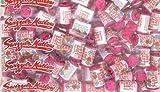 50 Swizzels Mini Love Heart Rolls Wrapped Sweets