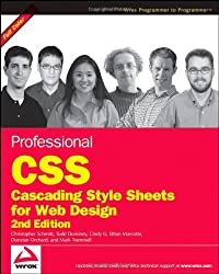 Professional CSS: Cascading Style Sheets for Web Design (Wrox Professional Guides)