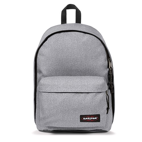 Eastpak Out Of Office, Zaino Casual Unisex - Adulto, Grigio (Sunday Grey), 27 liters, Taglia Unica (44 centimeters)