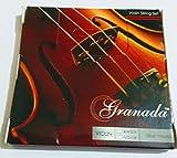 #3: GRANADA Violin Strings Set Steel MC 1/2-1/4