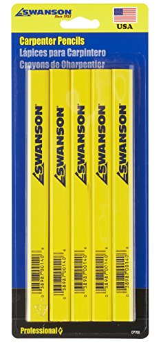 swanson-tool-cp700-carded-carpenter-pencil-5-pack