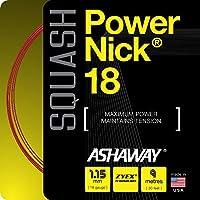 ASHAWAY PowerNick 18Squash Set 1,15mm–rot