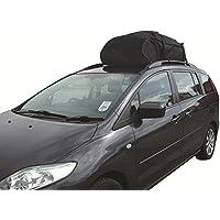 Streetwize Bolsa portaequipajes para techo de automóvil, apta para coches con baca