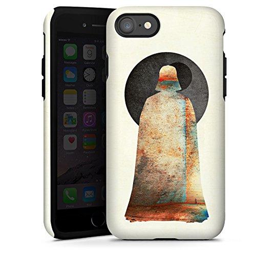Apple iPhone 6 Plus Silikon Hülle Case Schutzhülle Star Wars Darth Vader Anakin Skywalker Tough Case glänzend
