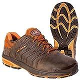 Cofra Sicherheitsschuhe Strikeout New Jogging S3 SRC, Größe 42, 19030-002