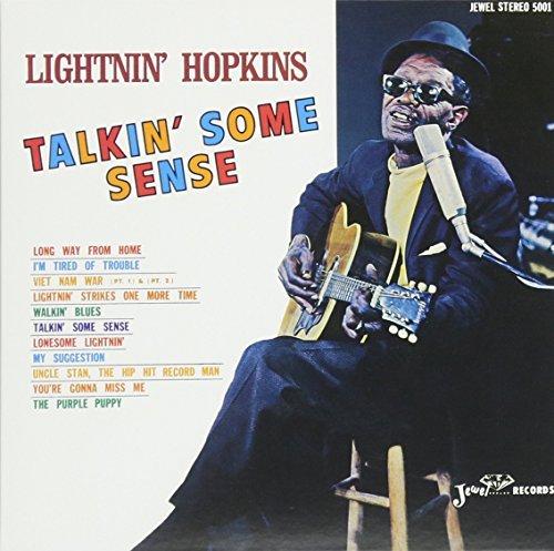 Lightnin' Hopkins - Talkin' Some Sense [Japan LTD Mini LP CD] PCD-93622 by Lightnin' Hopkins (2012-12-12) Japan Ltd Mini