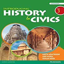 Introducing History & Civics by Pearson for ICSE Class 3