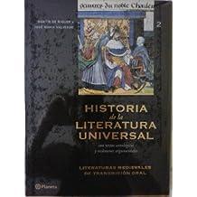 Literaturas Medievales De Transmisión Oral