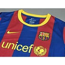 Nike Barcelona Casa Camiseta 2010 11 ae3f8359555