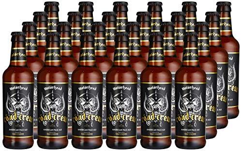 Iron Cross Hat (Motorhead Road Crew Dunkles Bier, 24er Pack (24 x 0.33 l))