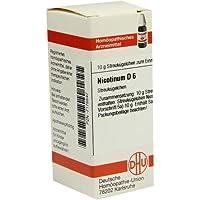 NICOTINUM D 6 Globuli 10 g preisvergleich bei billige-tabletten.eu