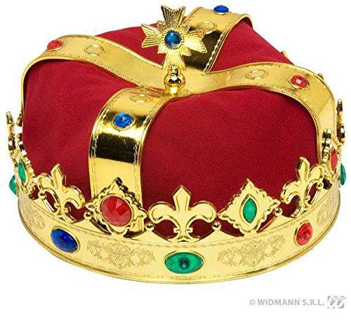 Krone König mit Saunasteine