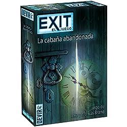 Devir - Exit: La cabaña abandonada (BGEXIT1)