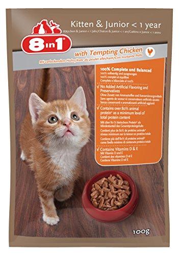 8In1 Alimento Umido per Gattini al Pollo - 2.4 kg