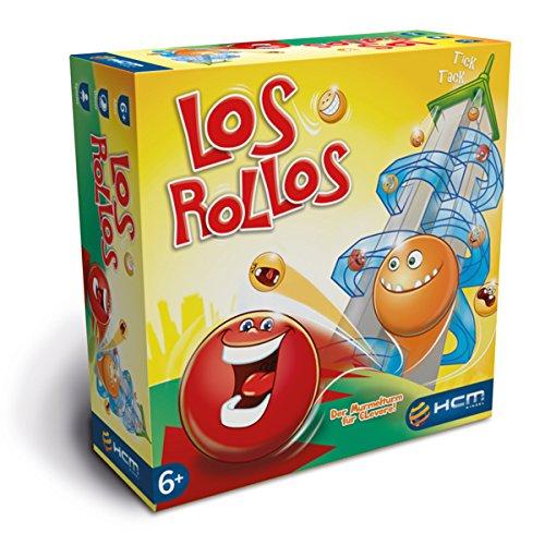 HCM Kinzel 55113 - Los Rollos, Denkspiel, verschiedene farben