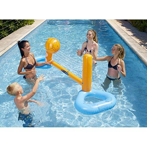Jeu de Volley Ball Kerlis gonflable pour piscine Kerlis 13043