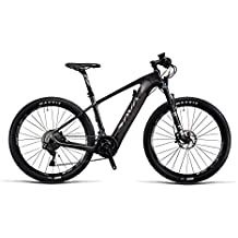 Sava Carbon Ebike Eléctrico Bike 27,5 Mountain Bike MTB Knight 9.0 ...