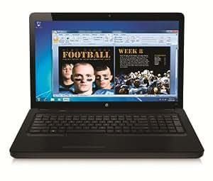 "HP g72-b62sf Ordinateur Portable 17,3"" HD+LED Pentium P6200 640 Go RAM 4 Go Windows 7 Premium Noir mat"