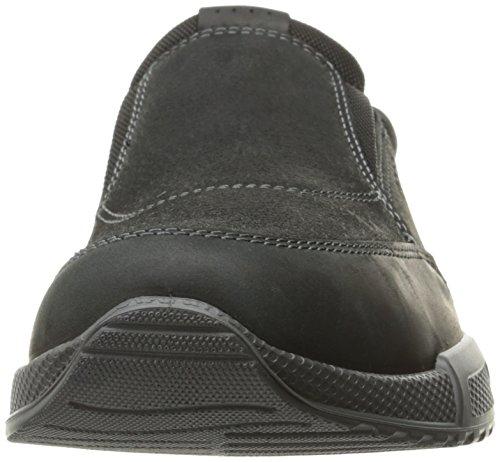 Ecco Herren Luca Sneaker Schwarz (Black/Black)