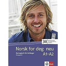 Norsk for deg neu A1-A2: Norwegisch für Anfänger. Übungsbuch (Norsk for deg neu / Norwegisch für Anfänger)