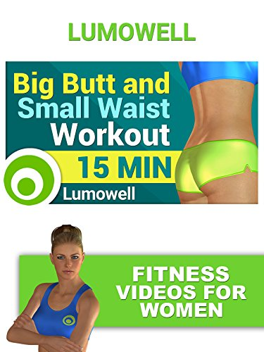 Big Butt and Small Waist Workout - Fitness Videos for Women [OV]