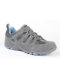 Hi-Tec - Zapatillas deportivas clásicas modelo Quadra para mujer
