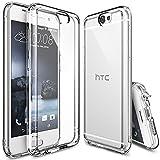 HTC One A9 Hülle, Ringke FUSION kristallklarer PC TPU