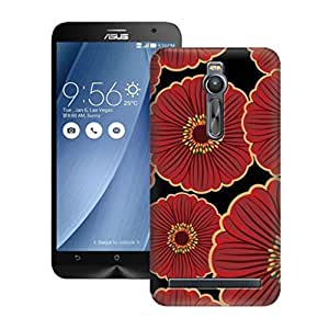 ZAPCASE Printed Back Case for ASUS ZENFONE 2