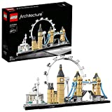 LEGO 21034 Architecture London Skyline Building Set, London Eye, Big Ben, Tower Bridge Building Model