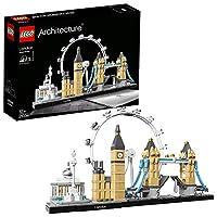 Célébrez la diversité architecturale de Londres avec ce modèle LEGO Architecture Skyline ! Capturez l'essence architecturale de la capitale britannique avec ce superbe ensemble qui rassemble dans un cadre inspirant la National Gallery et la colonne N...