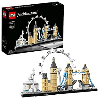 LEGO Architecture - Londra, 21034 (B01J41MPF8) | Amazon price tracker / tracking, Amazon price history charts, Amazon price watches, Amazon price drop alerts