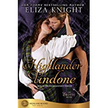 Highlander Undone (Highland Bound Book 5) (English Edition)
