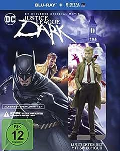 DCU Justice League Dark inkl. Constantine Figur (exklusiv bei Amazon.de) [Blu-ray] [Limited Edition]