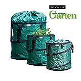 Der Grüne - 3x Gartensack