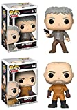 Funko POP! Blade Runner 2049: Deckard + Sapper - Stylized Vinyl Figure Set NEW