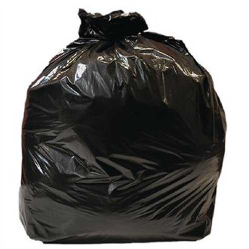 Jantex ge789Medium Duty Müllsäcke, schwarz (10Stück)