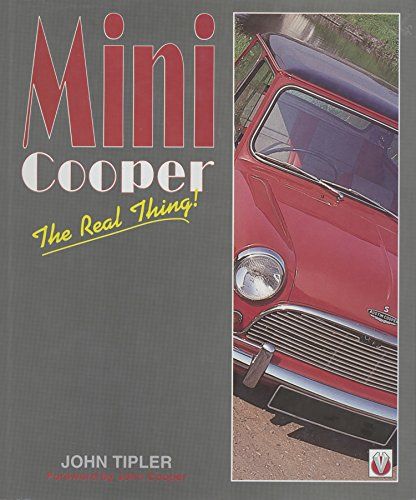 mini-cooper-the-real-thing-english-edition