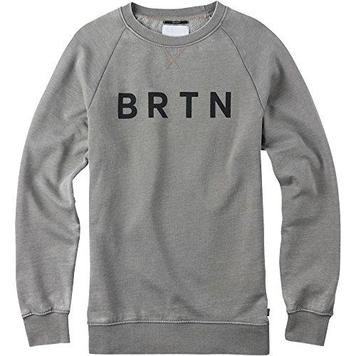 Burton BRTN Crew felpa Grigio erica
