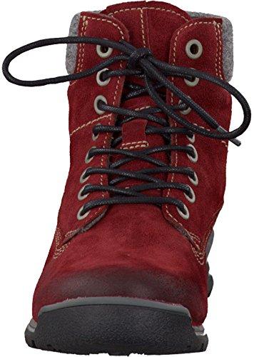 Tamaris, Stivaletti donna Rosso (rosso)
