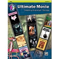 Ultimate Movie Instrumental Solos Flute – Spartiti per flauto