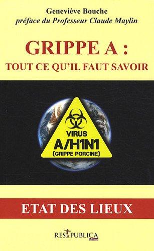A/H1N1 Grippe porcine : Etat de lieux