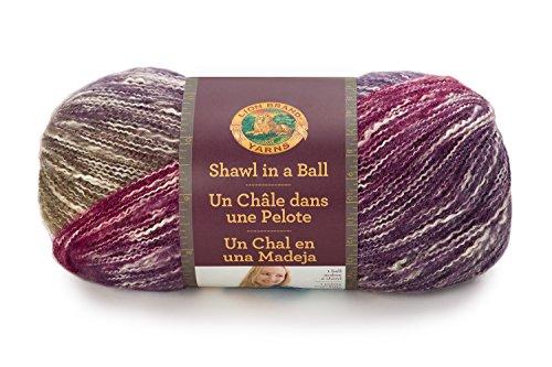 Marke Lion Garn Schals in einem Ball Garn, Baumwolle, beruhigen Desert