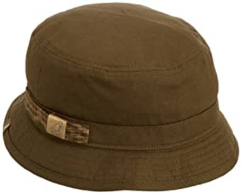 kangol - Bob Homme Geo Patterned Bucket - Vert (Major) - X-Large
