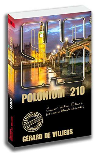 SAS 167 Polonium 210 - Edition Collector