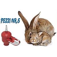 COPELE 10378 Bebedero Conejos Boya Mini