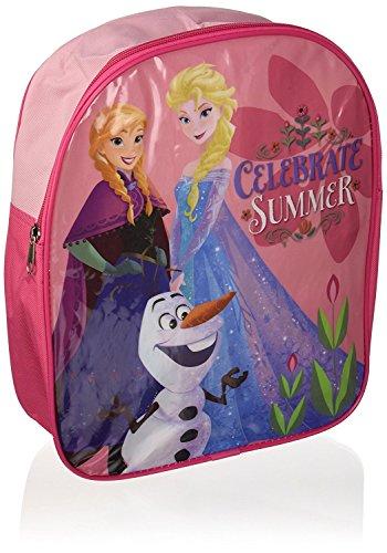 Girl's Disney Frozen Elsa Anna Celebrate & Summer Sac à dos Sac à bandoulière