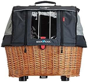 klickfix rixen kaul doggy basket plus gta 2015 panier pour porte bagages sports et. Black Bedroom Furniture Sets. Home Design Ideas